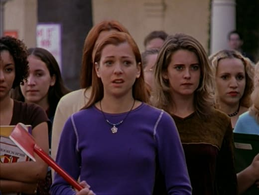 Ax To Grind - Buffy the Vampire Slayer Season 2 Episode 16