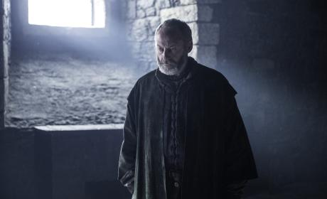 Will Davos Kill Melisandre? - Game of Thrones Season 6 Episode 10