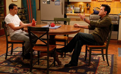 CBS Suspends Shooting on Two and a Half Men in Response to Charlie Sheen Lunacy