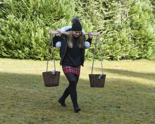 Hannah in Scotland - The Bachelorette