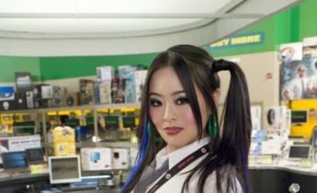 Julia Ling as Anna Wu
