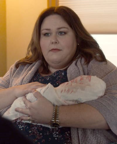 Holding Her Baby - This Is Us Season 5 Episode 9