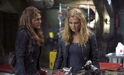 The 100 Season 2 Episode 11 Review: Coup de Grace