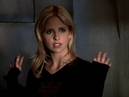 No Hands - Buffy the Vampire Slayer Season 3 Episode 17