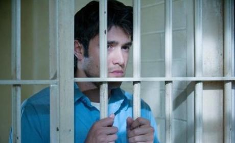 Stuck Behind Bars
