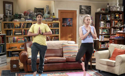 The Big Bang Theory Photo Preview: Raj is Moving In!