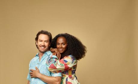mixed-ish Couple