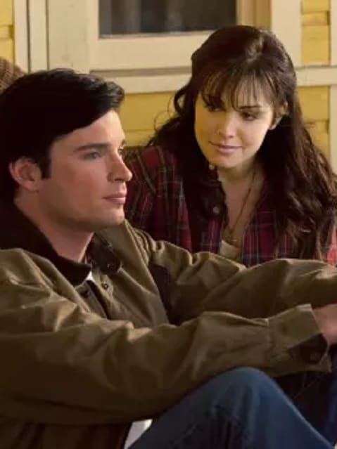 Clark and Lois Pic