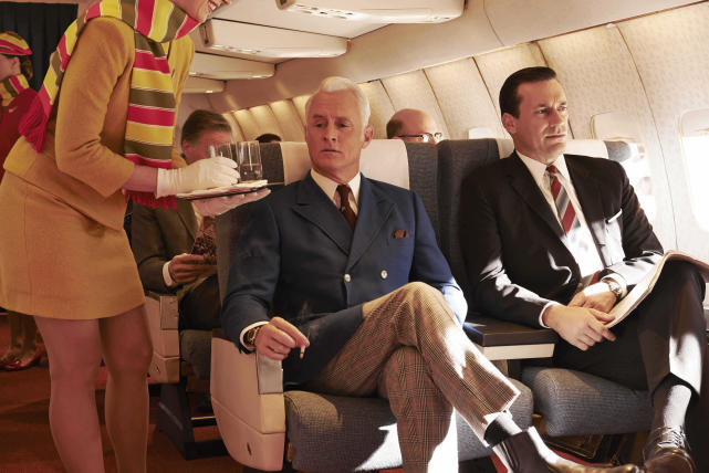 Mad Men Takes Flight