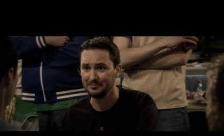 Wil Wheaton on The Big Bang Theory