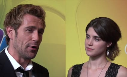 Matt Ryan and Lucy Griffiths Preview Constantine