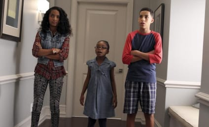 Black-ish Season 1 Episode 5 Review: Crime and Punishment