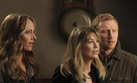 Owen, Mer and Ted