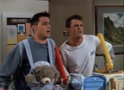 Watch Friends Season 2 Episode 6 Online