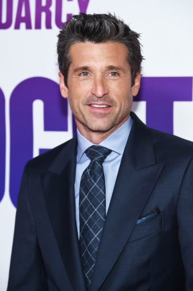 Patrick Dempsey Attends Bridget Jones Premiere