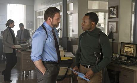 Precinct - iZombie Season 1 Episode 1