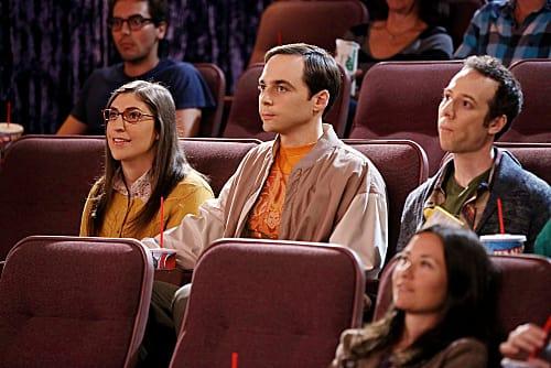 Sheldon Tries To Invervene