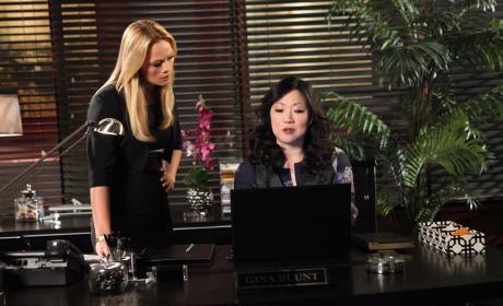 Kim & Teri Strategize