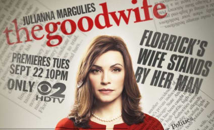 New Promotional Posters: The Good Wife, Sons of Anarchy