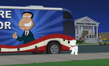 Watch Family Guy Online: Season 17 Episode 20