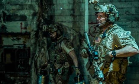 Heading To Saudi Arabia - SEAL Team