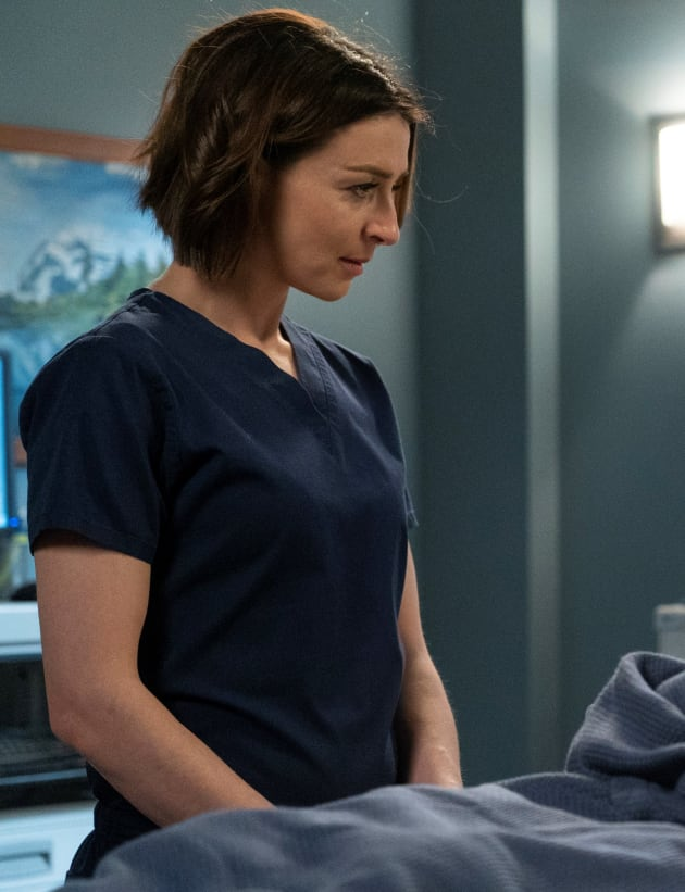 New Do - Tall - Grey's Anatomy