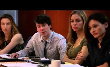 The Newsroom Clip: Jim vs. Jerry