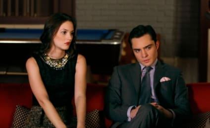 Chuck-Blair Questions Linger on Gossip Girl