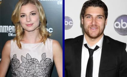 Tournament of TV Fanatic: Emily VanCamp vs. Adam Pally!