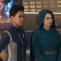 Burnham and Amanda - Star Trek: Discovery Season 2 Episode 3