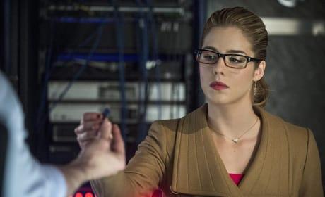 Thank You - Arrow Season 3 Episode 10