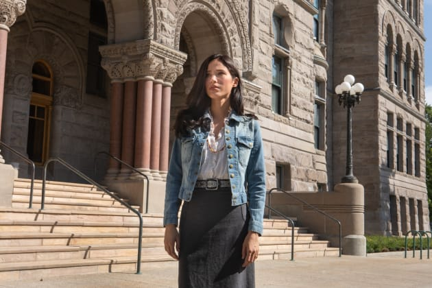 Monica's First Day - Yellowstone Season 2 Episode 2