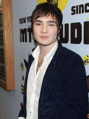 An Ed Westwick Picture