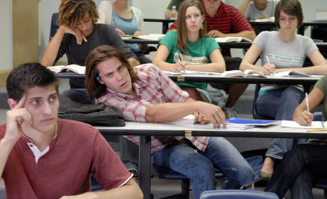 Riggins in College
