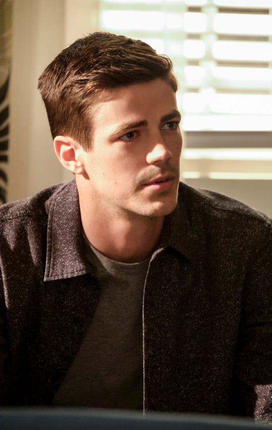 Pensive Barry - The Flash Season 5 Episode 20