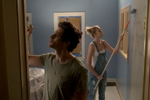 Paint Therapy - Stitchers Season 3 Episode 5