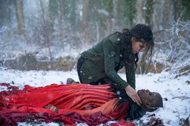 The Wicked Witch is Dead - Emerald City Season 1 Episode 1