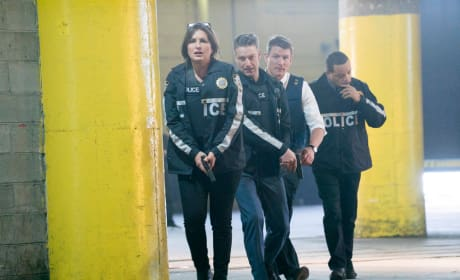 A Dangerous Criminal Network - Law & Order: SVU