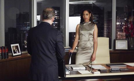 Pearson vs. Hardman - Suits Season 5 Episode 9