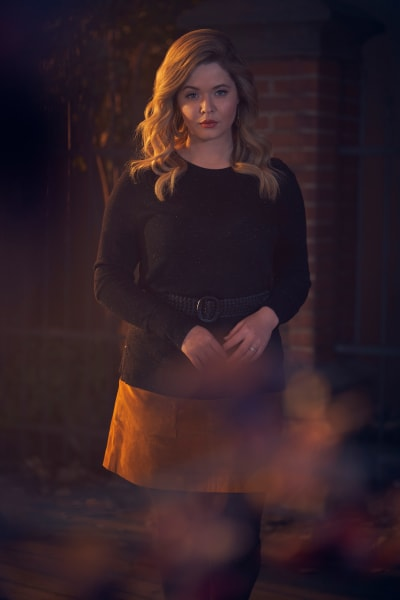 Sasha Pieterse Returns - The Perfectionists
