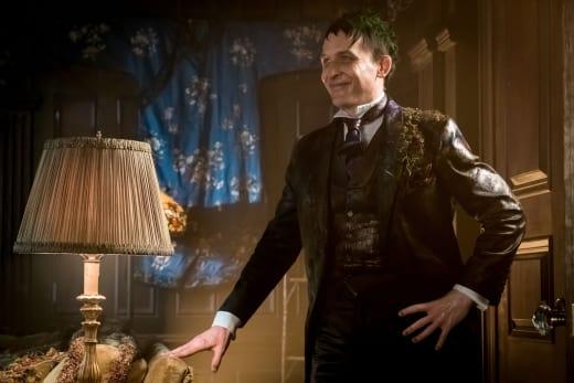 Is Penguin Back? - Gotham Season 3 Episode 15