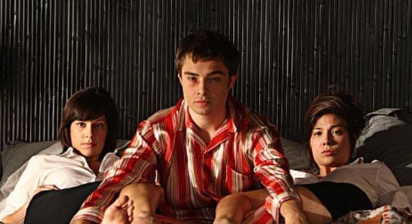 Creepy Threesome