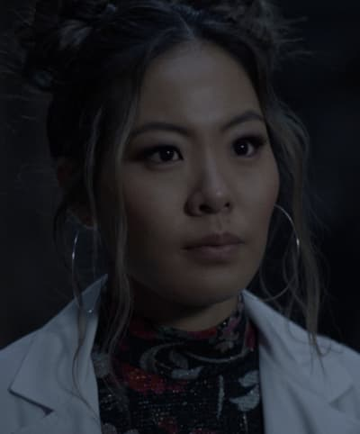 Dr. Mary - Batwoman Season 2 Episode 7