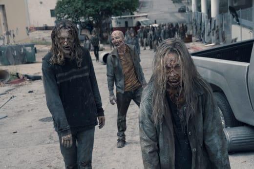 Ringing The Dinner Bell - Fear the Walking Dead Season 4 Episode 15