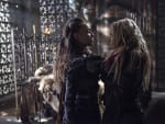 Not a Nice Greeting - The 100 Season 3 Episode 3
