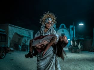 Santa Muerte and Child - Penny Dreadful: City of Angels
