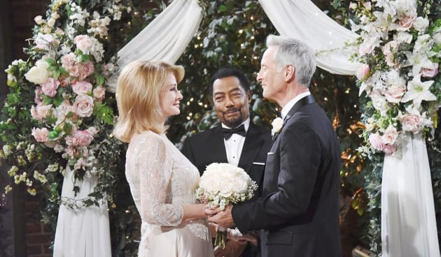 John and Marlena Get Married - Days of Our Lives
