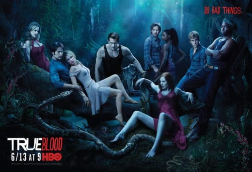 True Blood Cast Photo