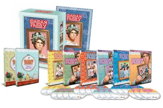 Mama's Family DVD