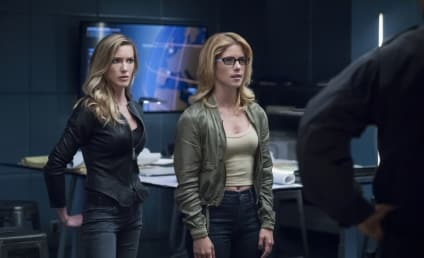 Arrow Season 7 Episode 6 Review: Due Process